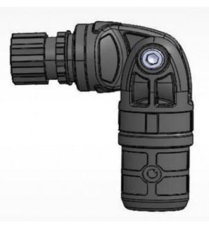 Tfp254 Articulatie universala pentru tevi cu Øext22 mm sau Ø int 29 mm