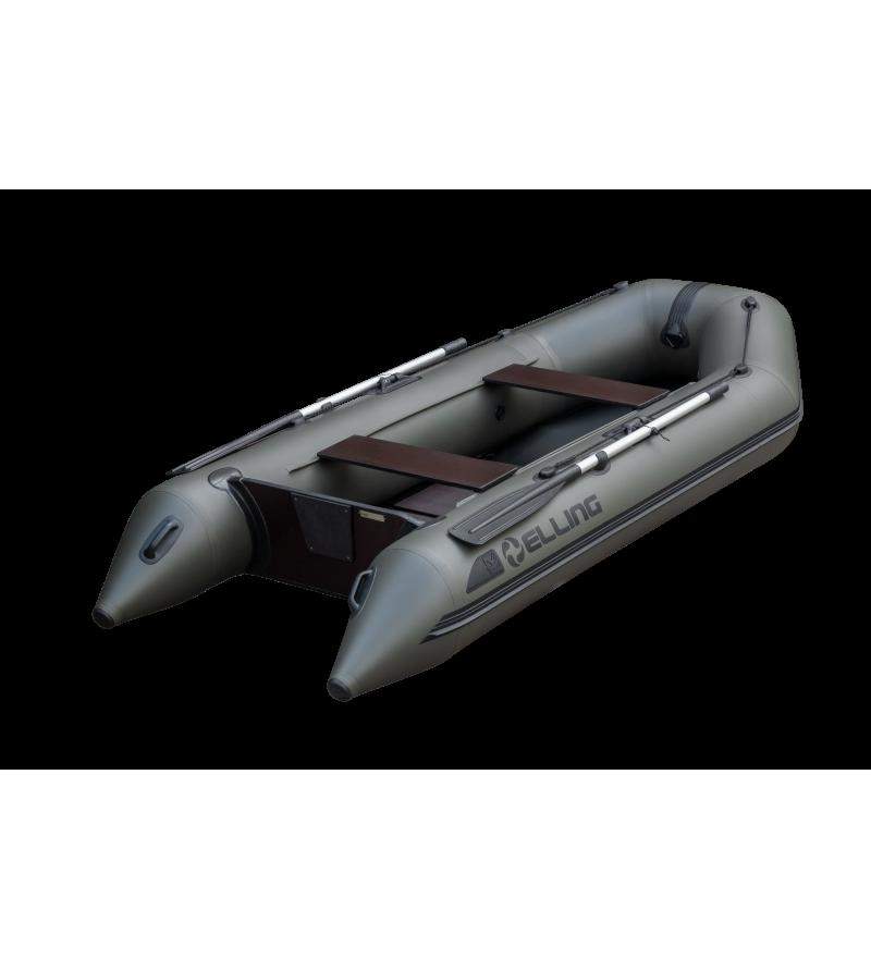 Barca gonflabila termosudata ELLING Forsage F270