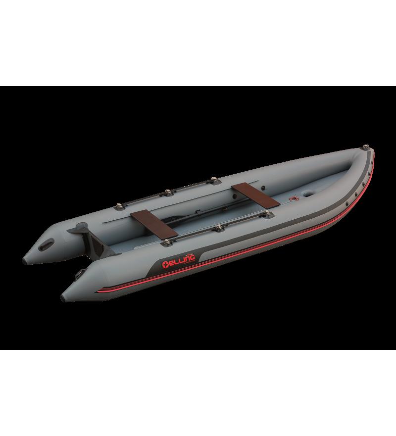 Moto-caiac gonflabil Elling Kardinal K430SL