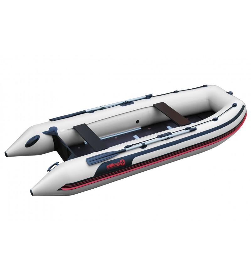 Barca pneumatica termosudata cu chila V ELLING Pilot 370 (PL370K)