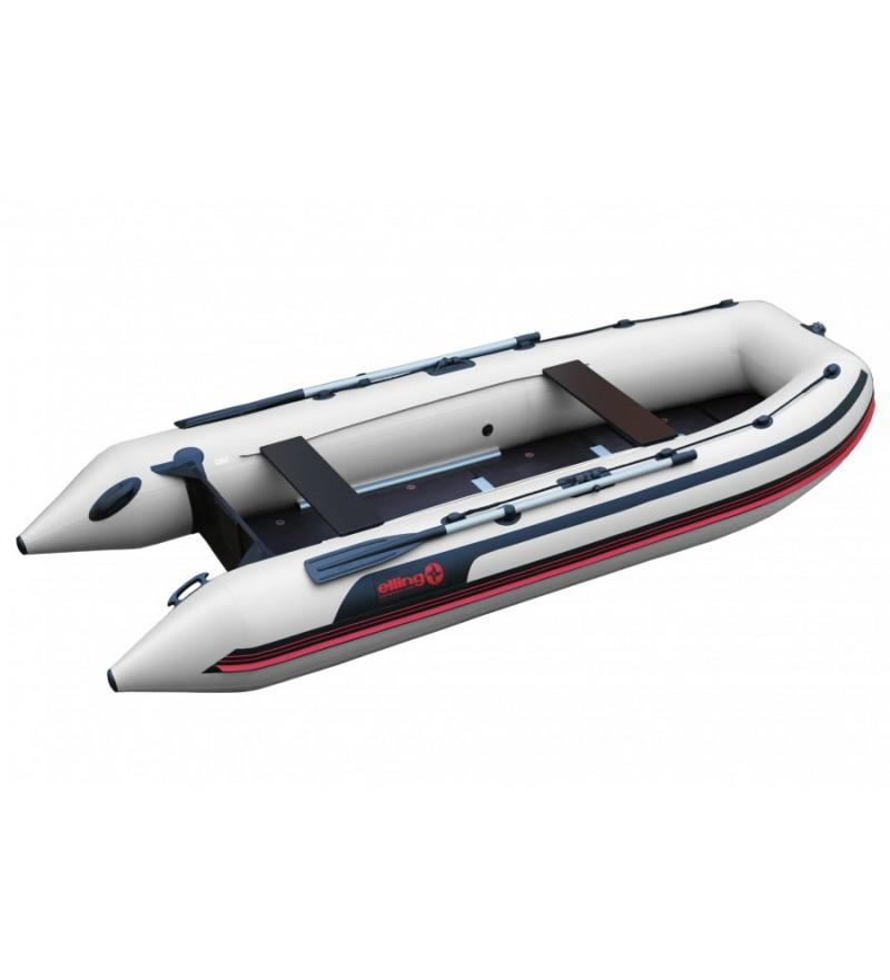 Barca pneumatica termosudata cu chila V ELLING Pilot 430 (PL430K)